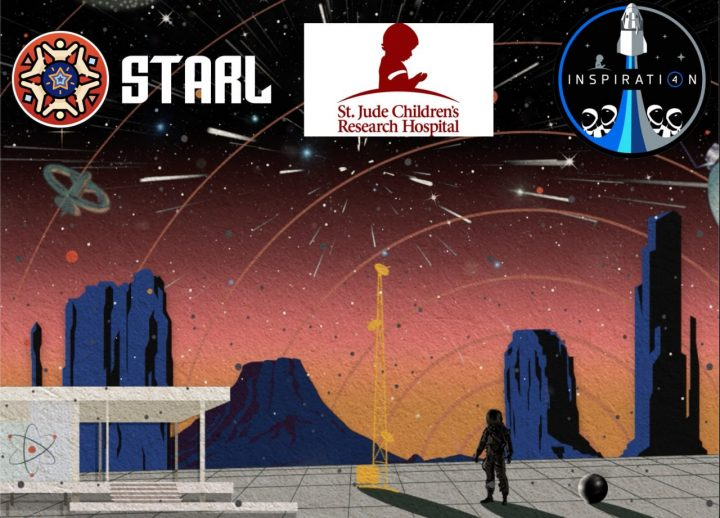 Starl Cover Photo St Jude Auction